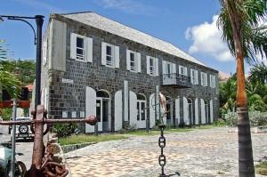 Wall House Gustavia, St Barths