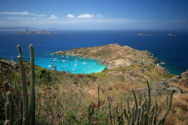 Anse de Colombier, St. Barths photo by Tan Yilmaz