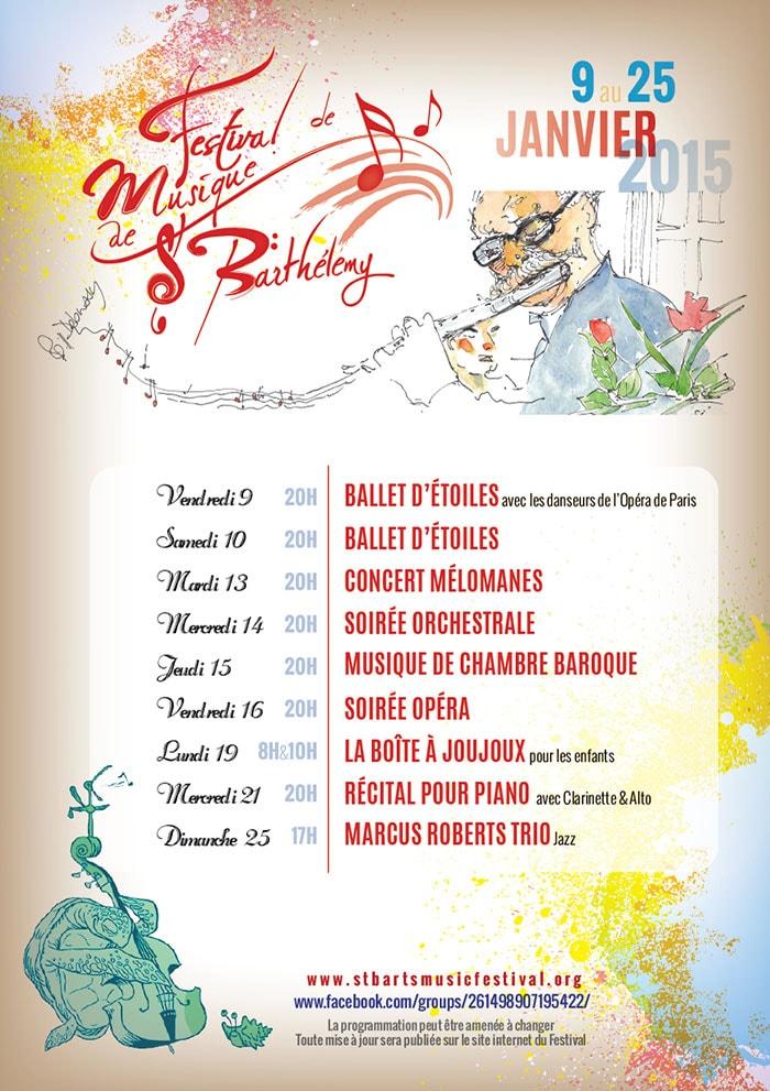 Festival de Musique de St. Barthelemy