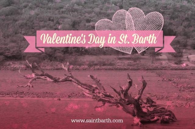 Valentine's Day in St Barts
