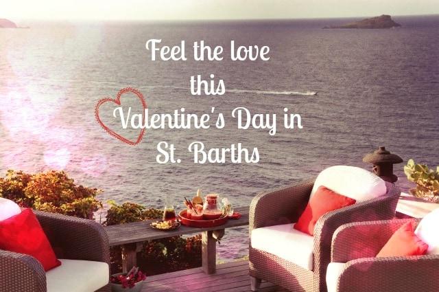 Valentine's Day, St. Barths