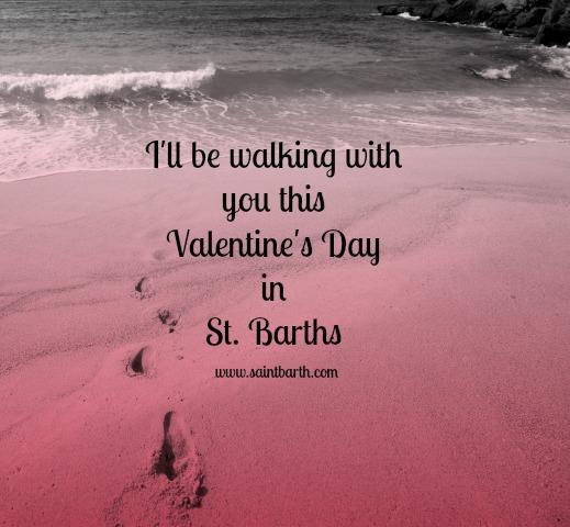 Valentine's Day in St. Barths