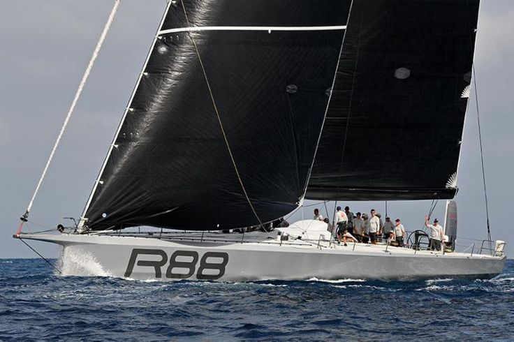 Ramber 88, Photo courtesy from Yachting World