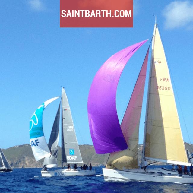 les voiles de saint barth 2015