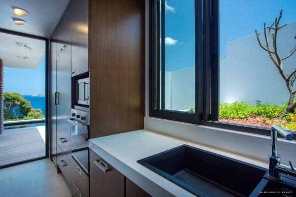 BelAmour st barts rental with kitchen