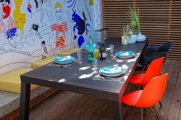 st_barts luxury villa rentals dining room