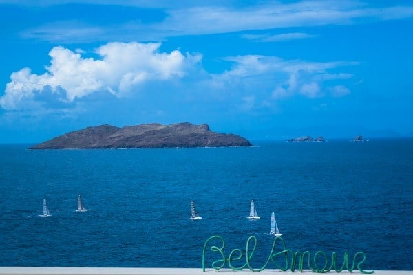 amazing view in st_barths villa BelAmour