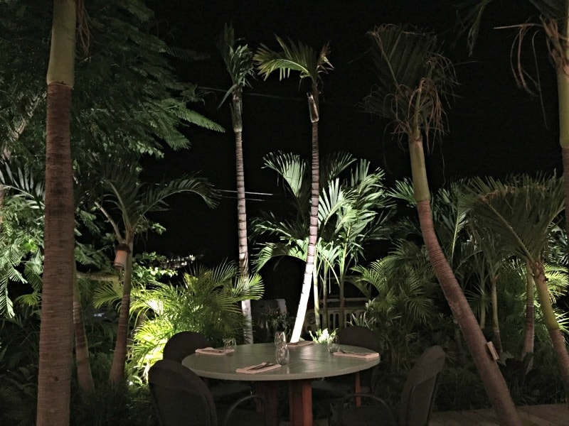 st barths hurricane recovery restaurant