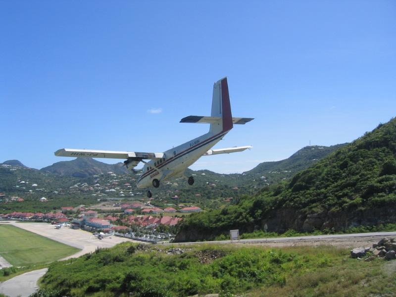 flights to st barths coronavirus