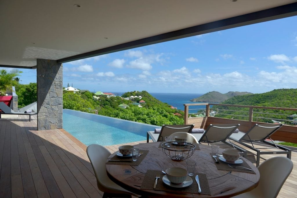 Best vacation rental in st barths - Villa Alpaka