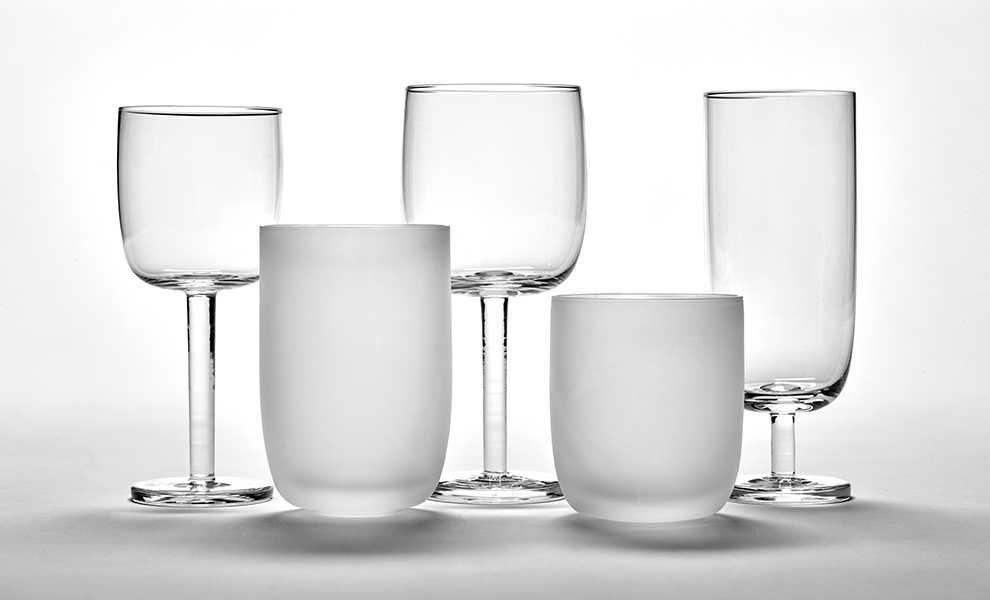 Glassware by Piet Boon st barths